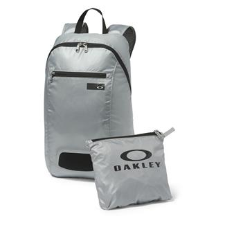 Oakley Packable Backpack Stone Gray
