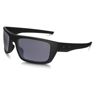 Oakley SI Drop Point Matte Black (frame) - Gray Polarized (lens)