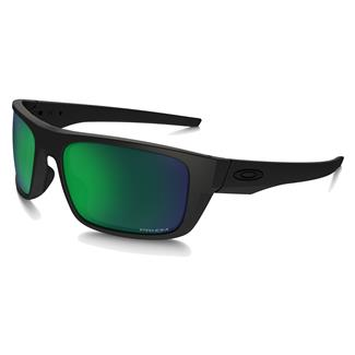Oakley SI Drop Point Matte Black (frame) - Prizm Maritime Polarized (lens)