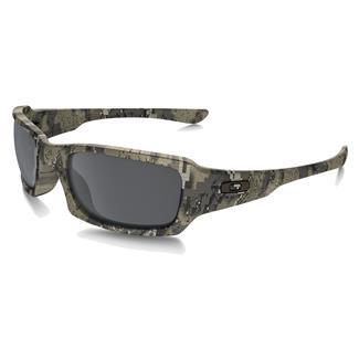 Oakley SI Fives Squared Desolve Bare Desolve Bare (frame) - Black Iridium (lens)