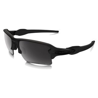 Oakley SI Flak 2.0 XL Blackside Satin Black (frame) - Prizm Black Polarized (lens)