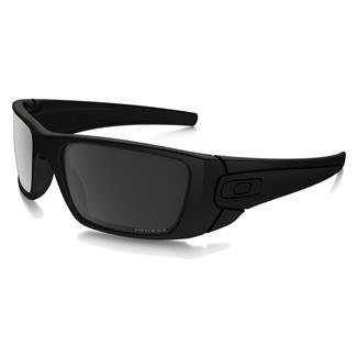 Oakley SI Fuel Cell Blackside Satin Black (frame) - Prizm Black Polarized (lens)