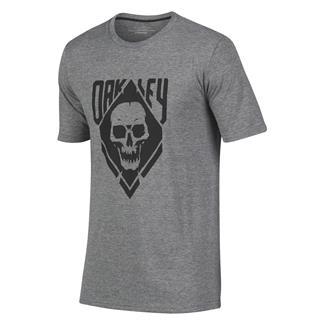 Oakley Skull T-Shirt Athletic Heather Gray