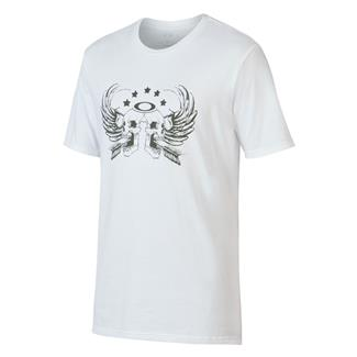 Oakley Skull Wings T-Shirt White
