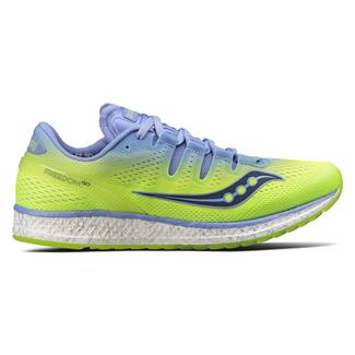 Saucony Freedom ISO Purple / Citron