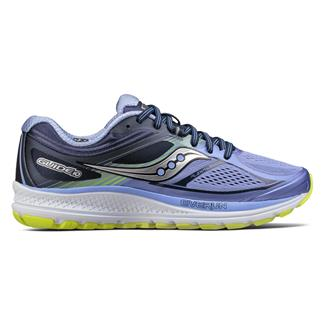 Saucony Guide 10 Purple / Navy / Citron