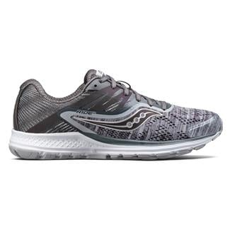 Saucony Heathered Chroma Ride 10 Gray