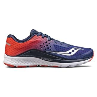 Saucony Kinvara 8 Navy / Orange