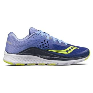 Saucony Kinvara 8 Navy / Purple