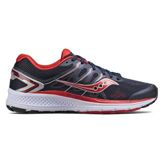 Saucony Omni 16 Navy / Red