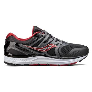 Saucony Redeemer Iso 2 Gray / Black / Red