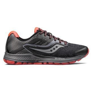 Saucony Reflex Ride 10 Black / Coral
