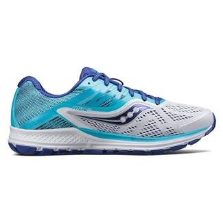 Saucony Ride 10 White / Blue