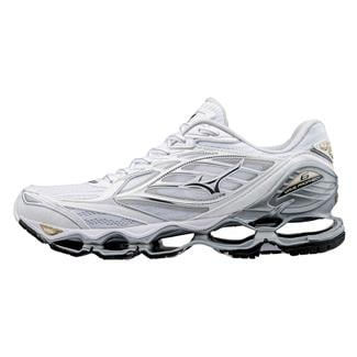 Mizuno Wave Prophecy 6 White / Silver / Gold