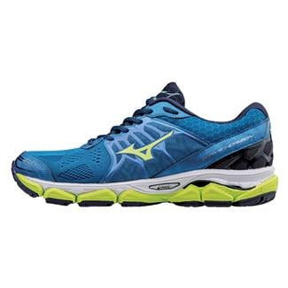 Mizuno Wave Horizon Directoire Blue / Safety Yellow / Peacoat