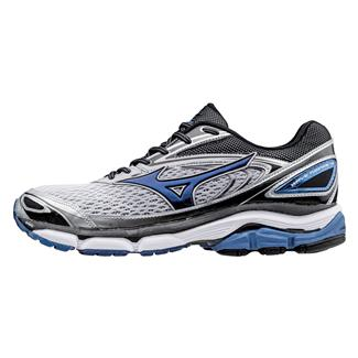 Mizuno Wave Inspire 13 Silver / True Blue / Black