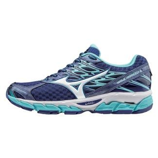 Mizuno Wave Paradox 4 Blueprint / White / Blue Radiance