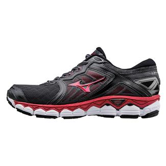 Mizuno Wave Sky Iron Gate / Red / Black