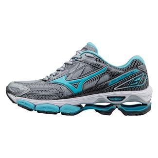 Mizuno Wave Creation 19 High / Rise / BlueAtoll / Castlerock