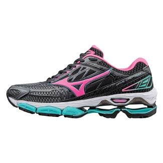 Mizuno Wave Creation 19 Castlerock / Pink Glo / Black