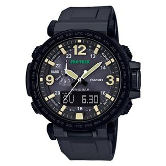 Casio Tactical Pro Trek Solar Atomic PRG600Y Black