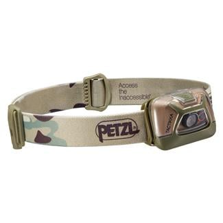 Petzl Tactikka Headlamp White / Red Camouflage