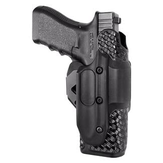 Gould & Goodrich X-Calibur Holster Basket Weave Black