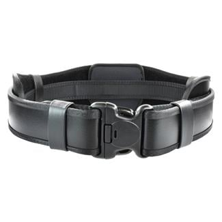 Gould & Goodrich L-Force Ergonomic Belt System Plain Black