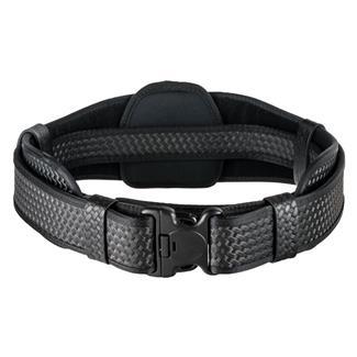 Gould & Goodrich L-Force Ergonomic Belt System Basket Weave Black