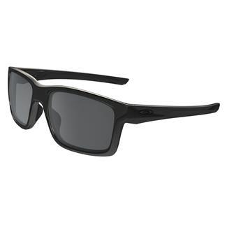 Oakley Mainlink Polished Black (frame) - Black Iridium (lens)