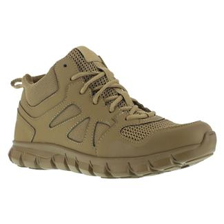 Reebok Sublite Cushion Tactical Mid Coyote
