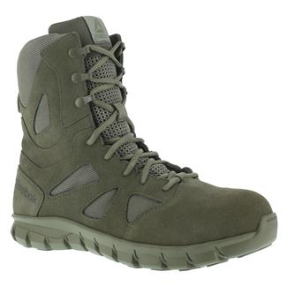 "Reebok 8"" Sublite Cushion Tactical Sage"