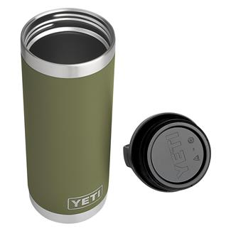 YETI Rambler 18 oz. Bottle Olive
