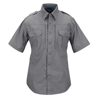Propper Lightweight Short Sleeve Tactical Shirt Gray