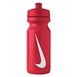NIKE Big Mouth 22 oz. Water Bottle Sport Red / Sport Red / White