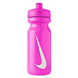 NIKE Big Mouth 22 oz. Water Bottle Pink Pow / Pink Pow / White
