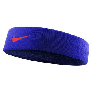 NIKE Dri-FIT Headband 2.0 Paramount Blue / Max Orange