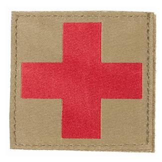 Blackhawk Red Cross Patch Coyote Tan