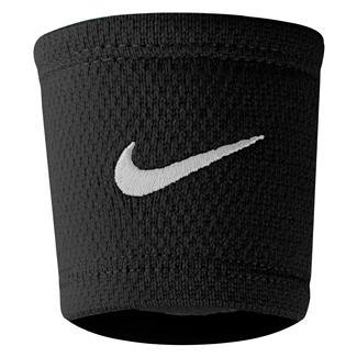 NIKE Dri-FIT Stealth Wristband Black / Anthracite / White