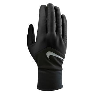 NIKE Dri-FIT Tempo Run Gloves Black / Black / Silver