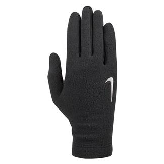 NIKE Fleece Performance Gloves Black / Black / White