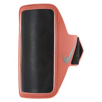 NIKE Lean Arm Band Lava Glow / Black / Silver