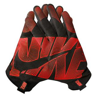 NIKE Lunatic Training Gloves Black / Anthracite / Total Crimson