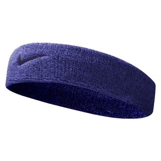 NIKE Swoosh Headband Comet Blue / Binary Blue