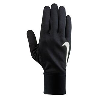 NIKE Therma Gloves Black / Black / White