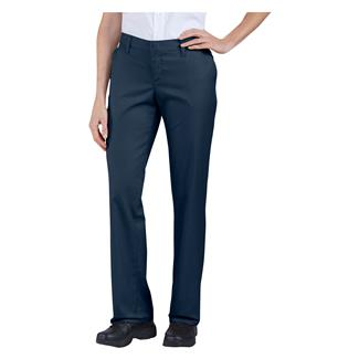 Dickies Premium Relaxed Straight Flat Front Pants Dark Navy