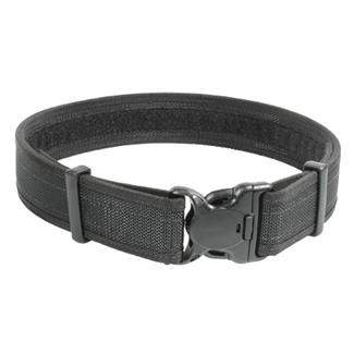 Blackhawk Reinforced Web Duty Belt w/ Loop Inner Black Plain