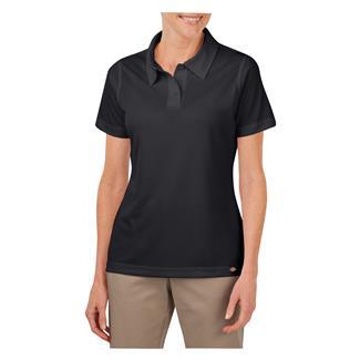 Dickies Industrial Performance Short Sleeve Polo Black