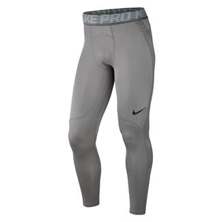 NIKE Pro Hypercool Tights Dust / Tumbled Gray / Black