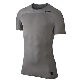 NIKE Pro Hypercool T-Shirt Dust / Dust / Black